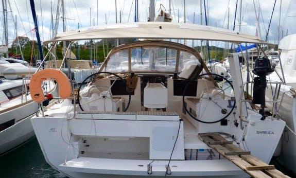 2018 Dufour 412 Gl Liberty Cruising Monohull in Pointe-à-Pitre