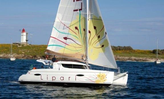 2012 Lipari 41 Cruising Catamaran in Pointe-à-Pitre, Guadeloupe