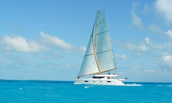 Book The Salina 48 Evolution Cruising Catamaran In Phuket, Thailand