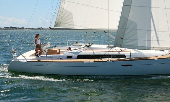 Go On An Sailing Adventure In Hamble-le-Rice, England