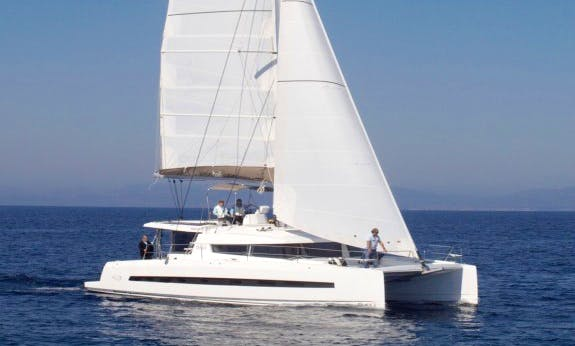 Charter The  Bali 4.3 O.v. Cruising Catamaran In Abaco, Bahamas
