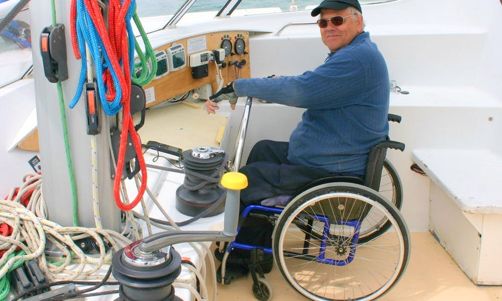 Handicap catamaran 1