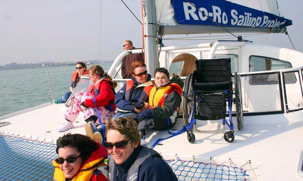 Handicap Catamaran 2