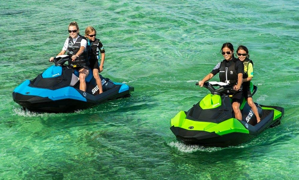 Sea-Doo Spark Jet Ski Rental in Mississauga