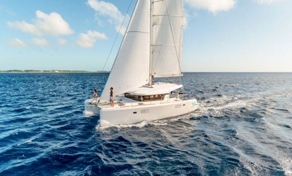 2013 Lagoon 39 Catamaran for Charter in Nassau