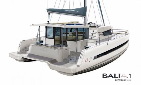 For 2020 Travel! Book this Brandnew Bali 4.1 Catamaran with Watermaker and A/c - Plus in Nassau