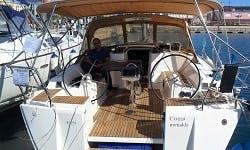 'Ciogga Minudda' Dufour 405 GL Monohull Charter & Trips in Carloforte