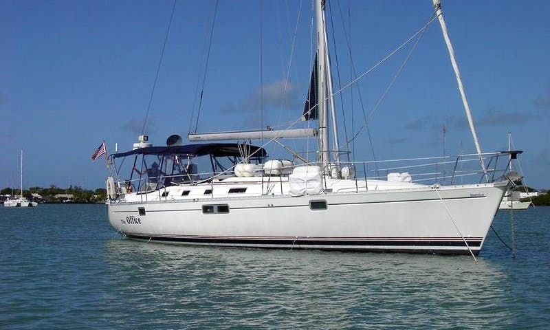 Beneteau 44 Sailing Yacht in Águilas, Spain