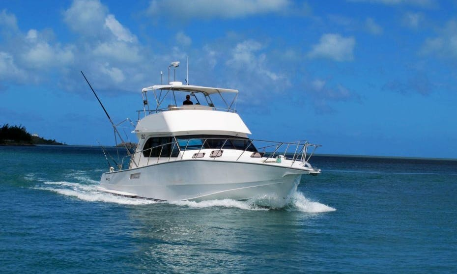 Thrilling Offshore Fishing Trip in Port Mathurin, Mauritius