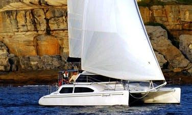 Explore Queensland, Australia On Seawind 1000xl Cruising Catamaran