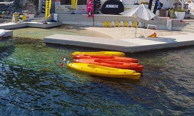 Double Kayak Rental in Muğla, Turkey