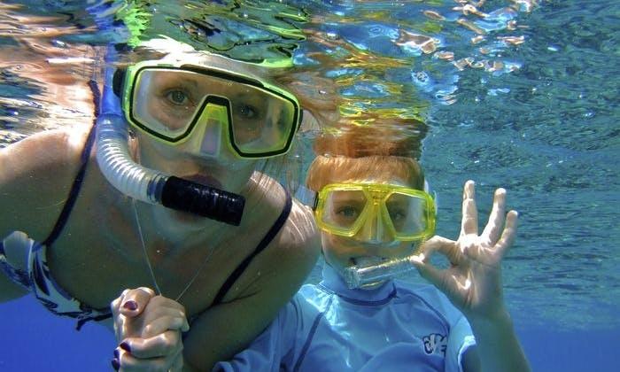 Snorkeling Tour in Prestine Red Sea