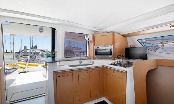 2013 Lipari 41 Cruising Catamaran Rental in Queensland, Australia