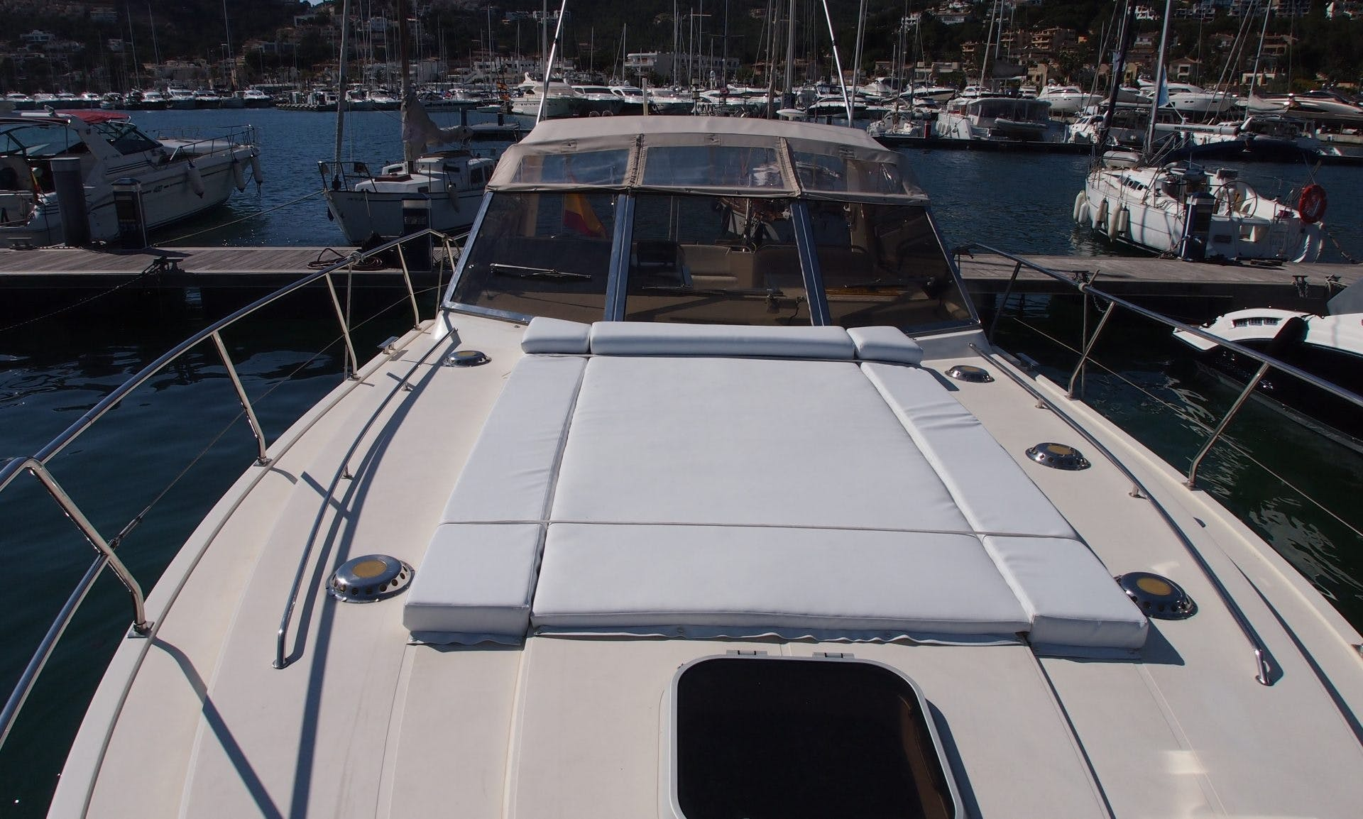 Princess 36 Motor Yacht Charter in Andratx, Spain