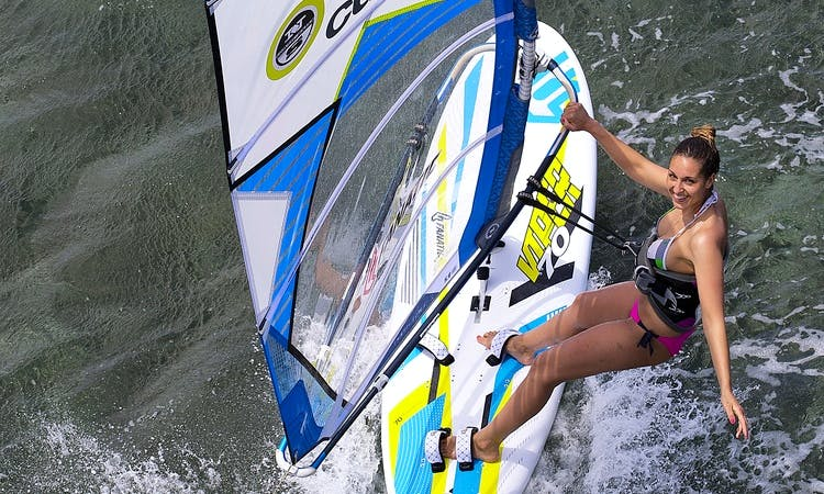 Windsurfing Lesson and Rental in İzmir, Turkey