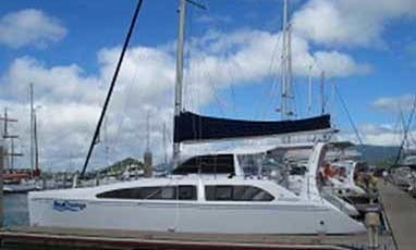 Relaxing Seawind 1250 Cruising Catamaran Rental In Queensland, Australia