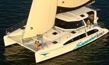 41' Seawind 1260 Cruising Catamaran Rental in Queensland, Australia For 10 person!