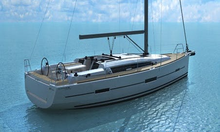 Sailing Holiday Adventure in Queensland, Australia On Dufour 412 Gl Sailboat