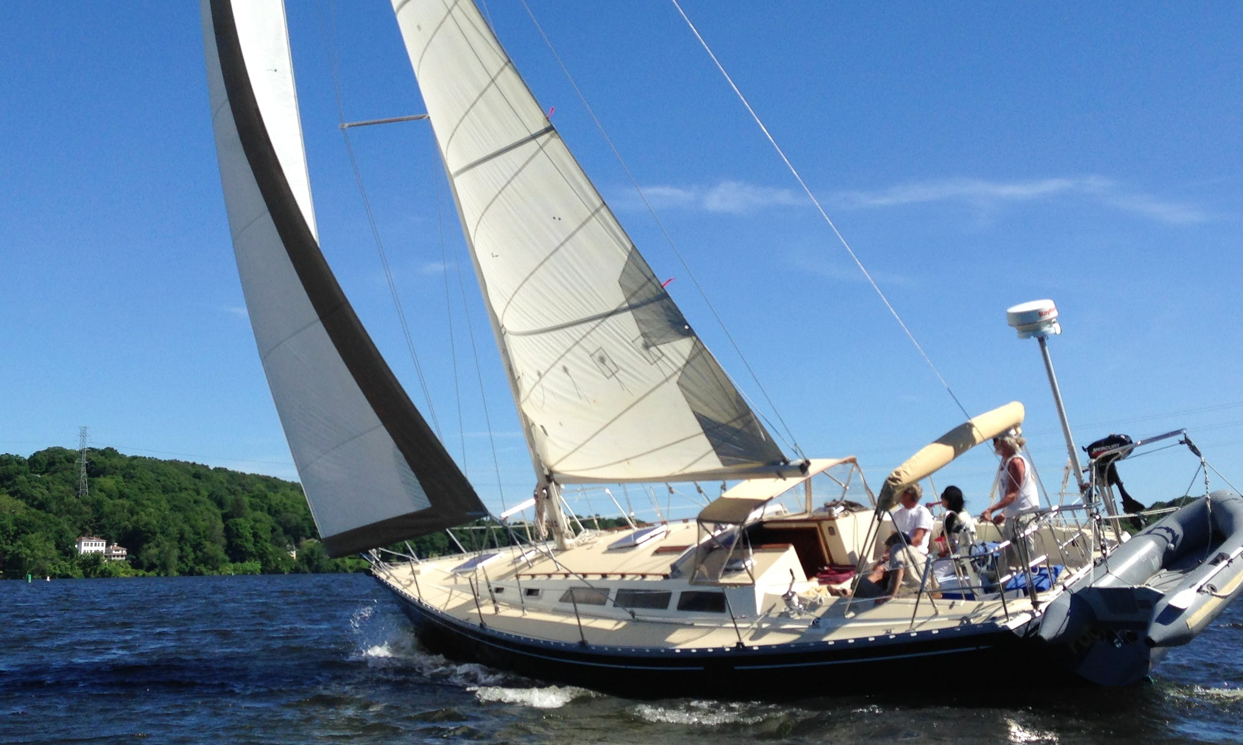 Sailing Charter CT River-Southern New England