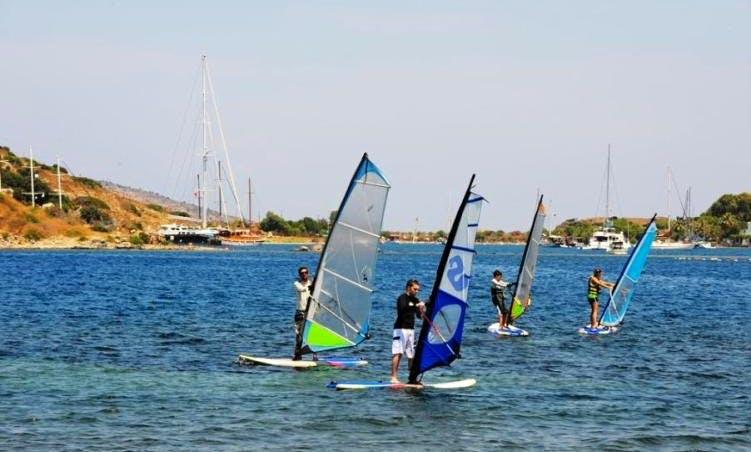 Learn To Windsurf In Muğla, Turkey