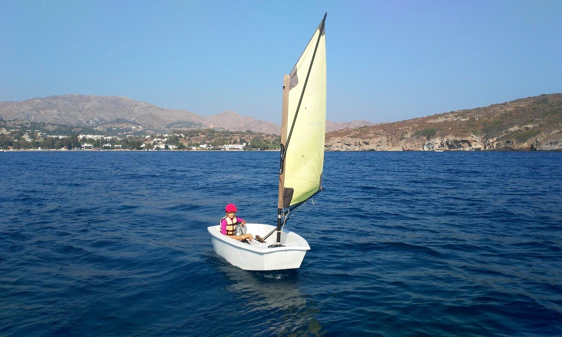 Book The Optimist Sailboat in Muğla, Turkey