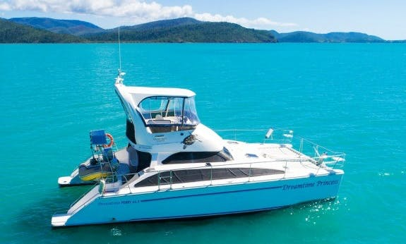 Perry 44.5 PC Power Catamaran Rental In Queensland, Australia