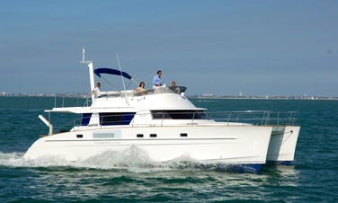 Cumberland 46 Motor Yacht Rental In Queensland, Australia