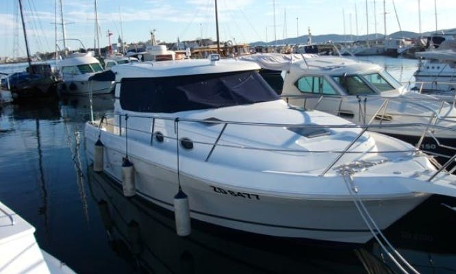 Charter 2006 Featon Moraga 10.40 top Yacht in Bibinje, Croatia