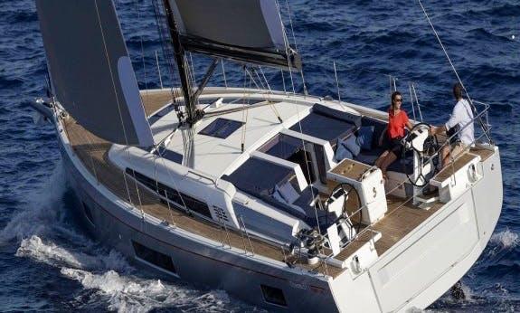 Charter The Oceanis 51.1 Sailing Yacht In Queensland, Australia
