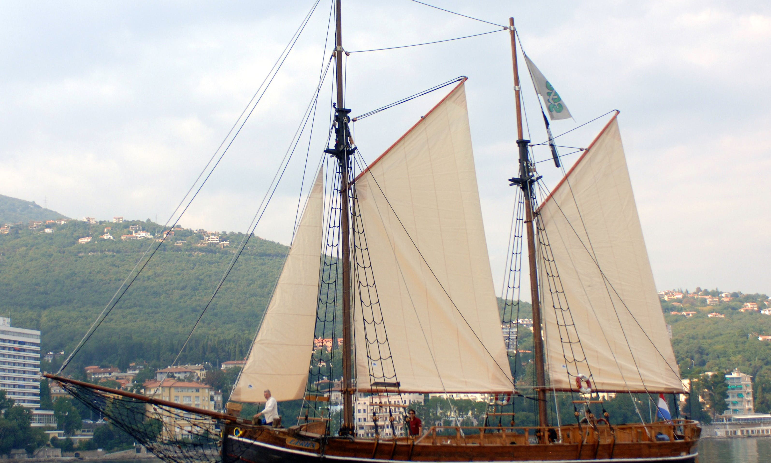 Tall Ship Rental in Novigrad