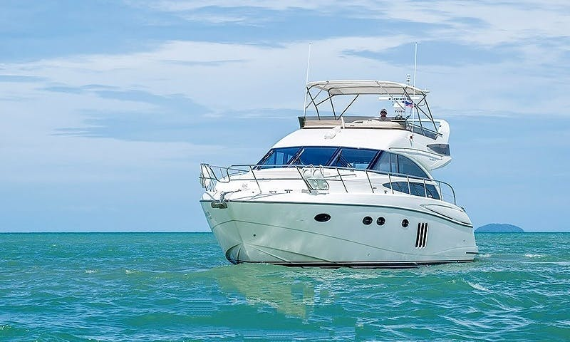 Princess 54 rent out in Palma
