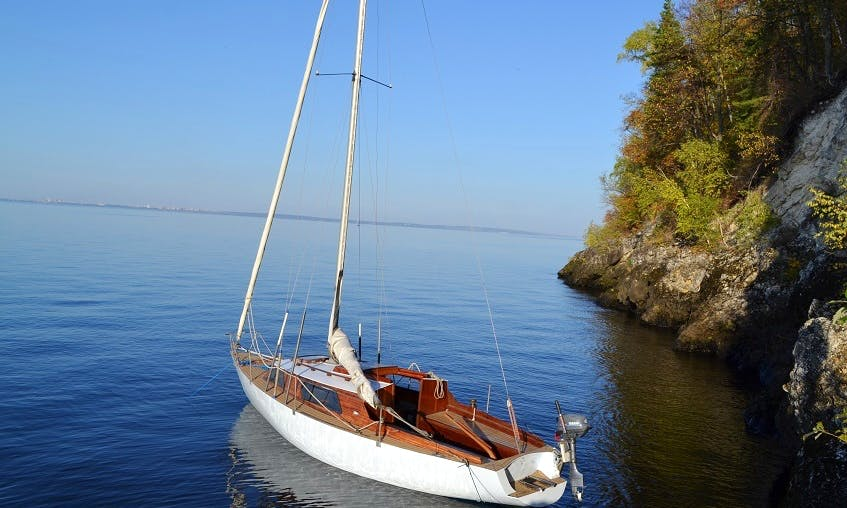 Daysailer Rental for 6 People in Tolyatti, Russia