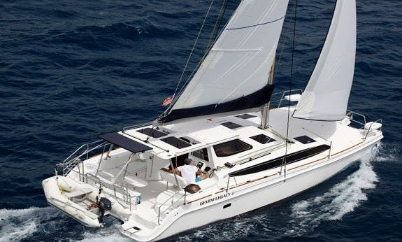 Book The Gemini Legacy 35 Cruising Catamaran In La Trinité-sur-Mer, France