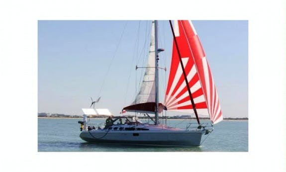 Expereince The Best Bareboat Monohull In La Trinité-sur-Mer, France