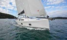 Hanse 418 Sailing Charter in Porto Santo, Portugal