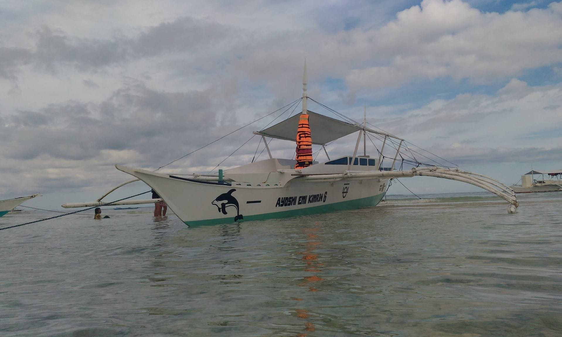 Dolphin Tour in Panglao, Philippines On-board A Traditional Boat for Up to 15 People