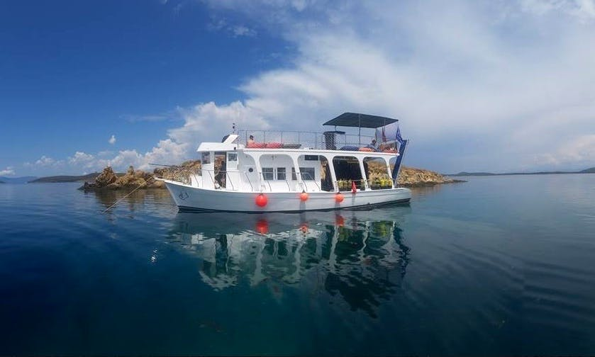 Discover Diving by Boat from Ayvalık, Turkey