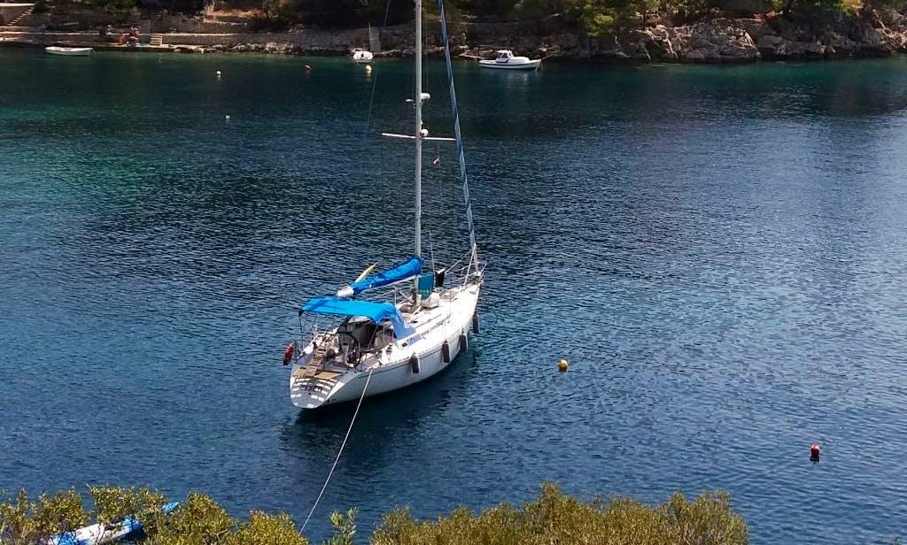 Cruising Monohull rental in Split