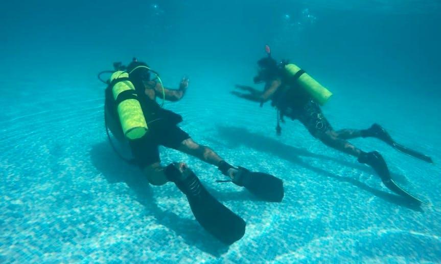 Discover Scuba Diving In Fujairah, UAE