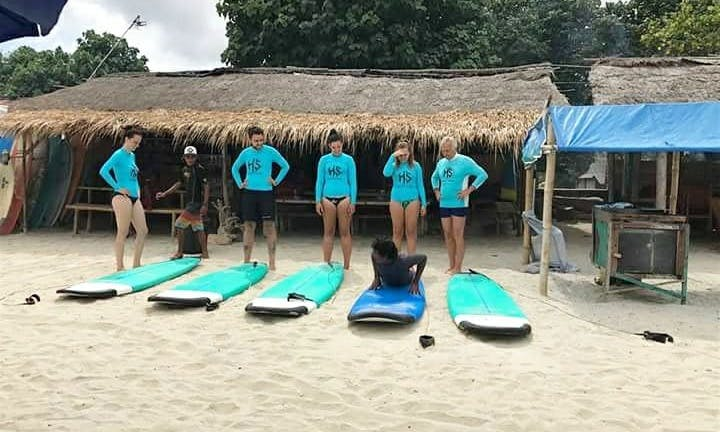 Personalized Surf Lessons in Lombok, Indonesia