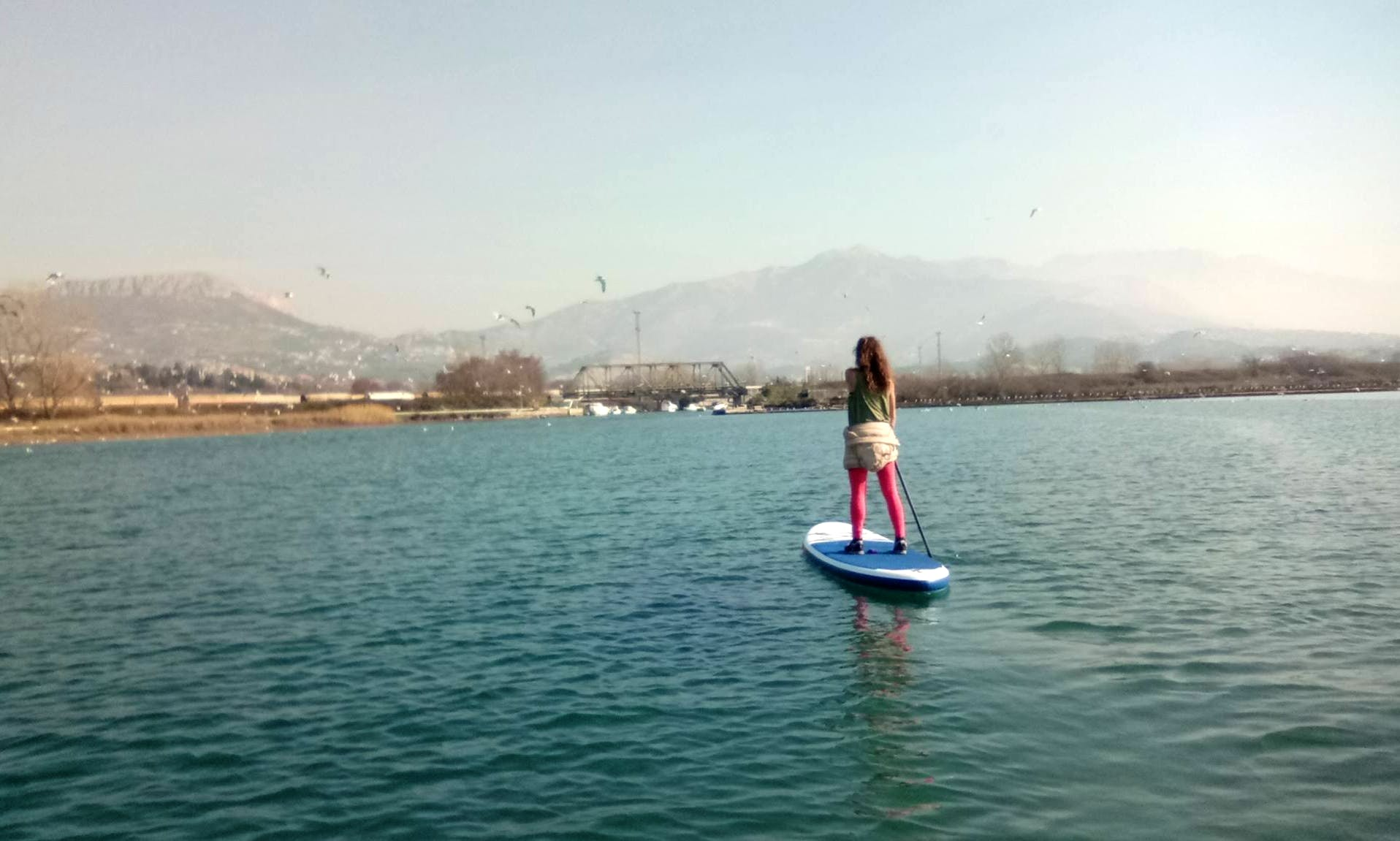 Stand Up Paddleboard Tour in Trogir, Croatia
