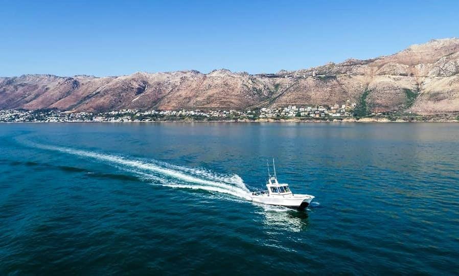 Deep Sea Tuna Fishing Charter in Cape Town with Skipper Iaan