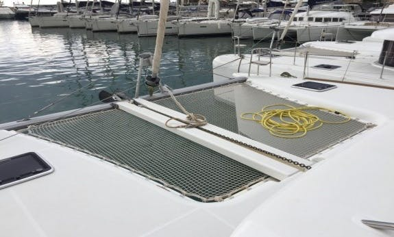Discover Palma Bay On a Lagoon 400 S2 Cruising Catamaran