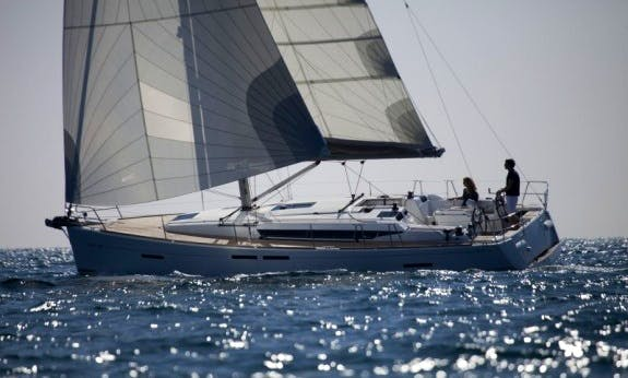 Book A Memorable Sailing Holiday On Sun Odyssey 409 Sailboat In Palma, Spain