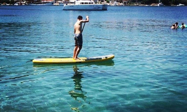 Stand Up Paddleboard Rental in Korčula
