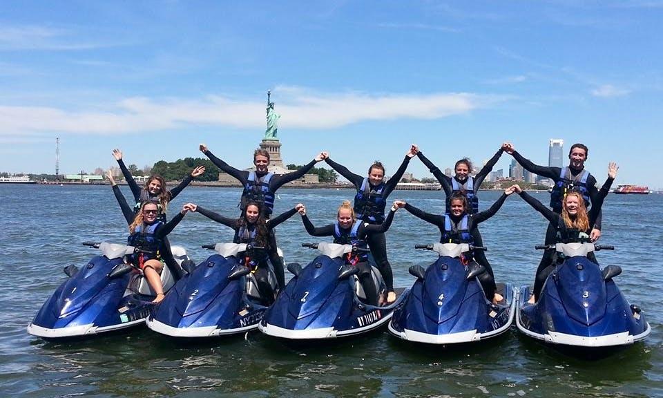 Rent 10' Yamaha Waverunner Jet Ski In New York, New York
