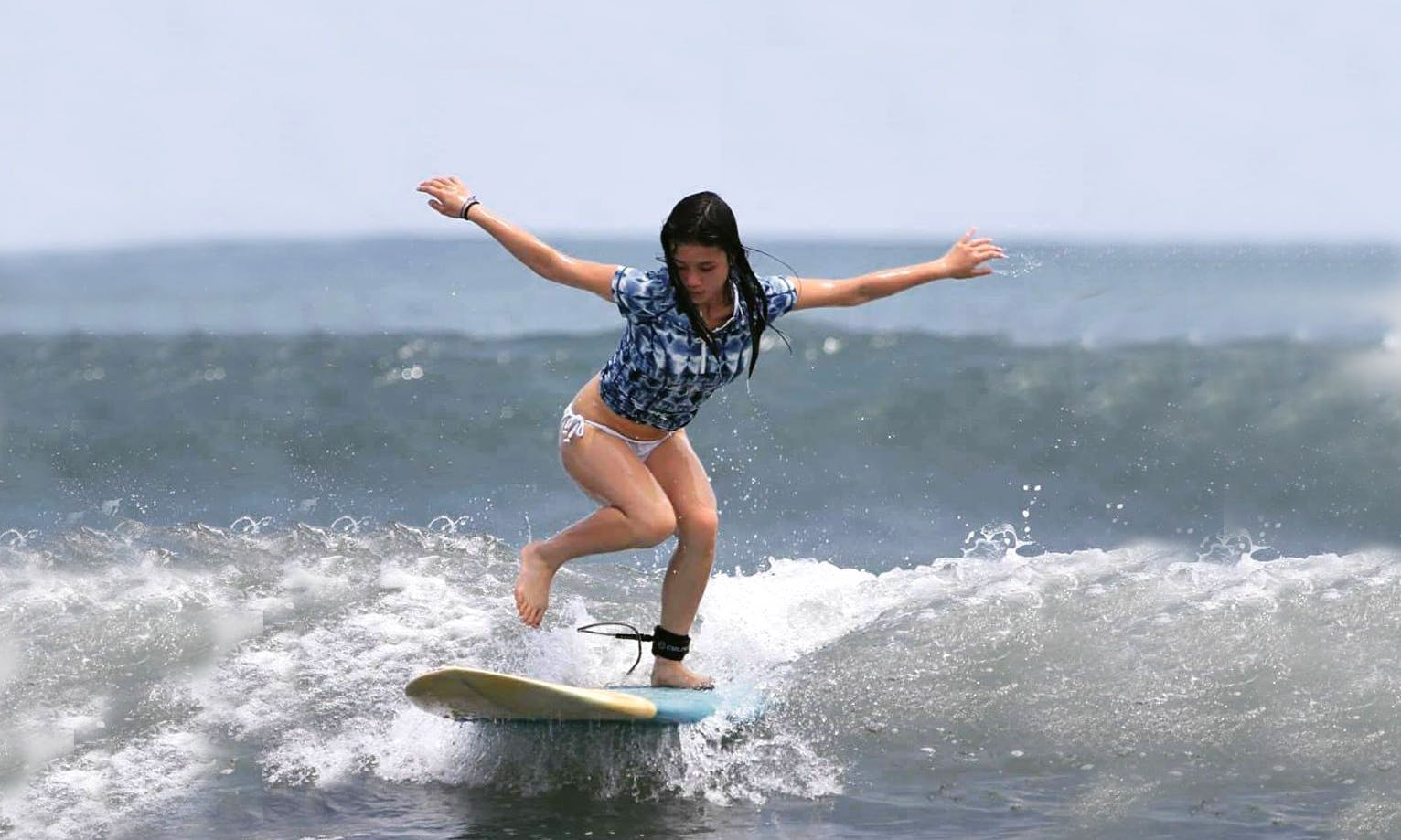 Fun Surf Lessons in Kuta, Bali