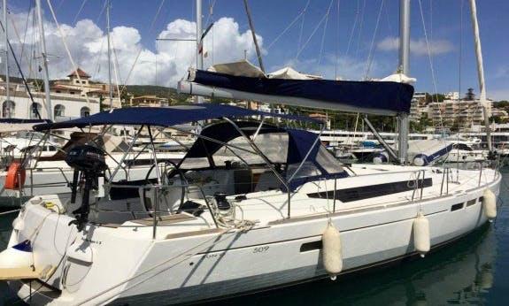 Book The 2015 Sun Odyssey 509 Cruising Monohull In Palma, Spain