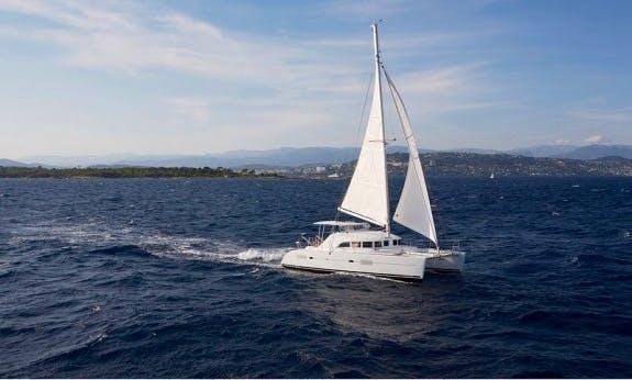 Reserve The 2016 Lagoon 380 Cruising Catamaran In Corsica, France