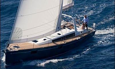 Reserve The 2018 Oceanis 48 Cruising Monohull Rental In Corsica, France